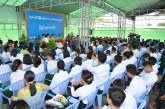 Mandalay hosts public talk