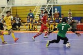 Good start for Myanmar in 2017 AFF Futsal Championship
