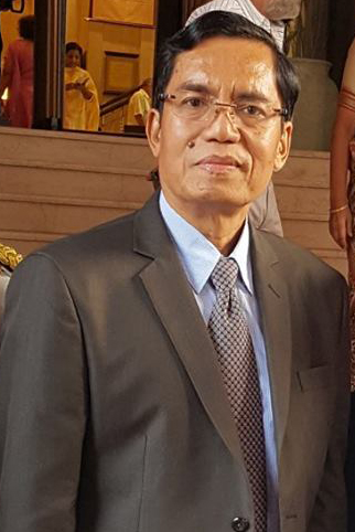 U Aung Hla Tun, Vice-Chairman of Myanmar Press Council.