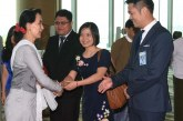 State Counsellor returns from Philippines after attending the 31st ASEAN Summit