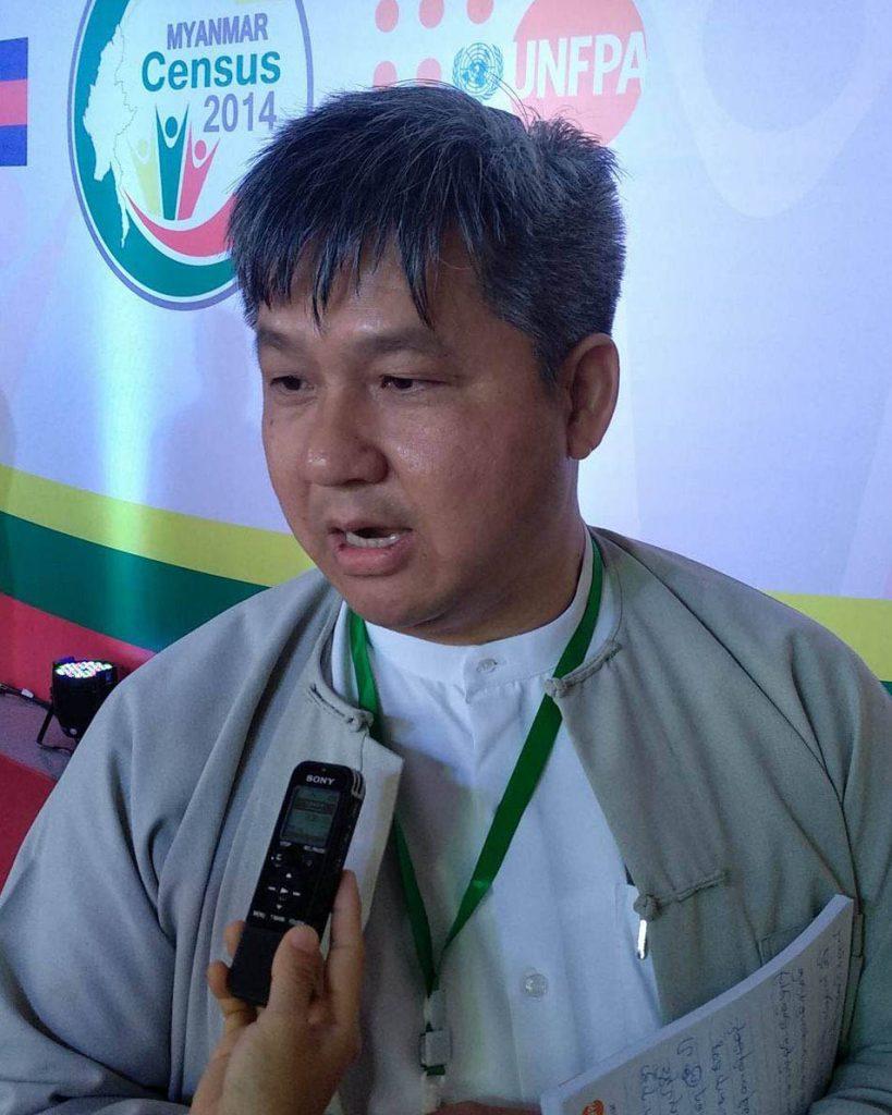 Dr Zaw Moe Aung .
