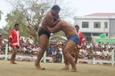 "Sittway observes Rakhine National Day with traditional ""Kyin"" wrestling Competitions"