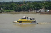 New ships delivered  for Yangon Water Bus Service