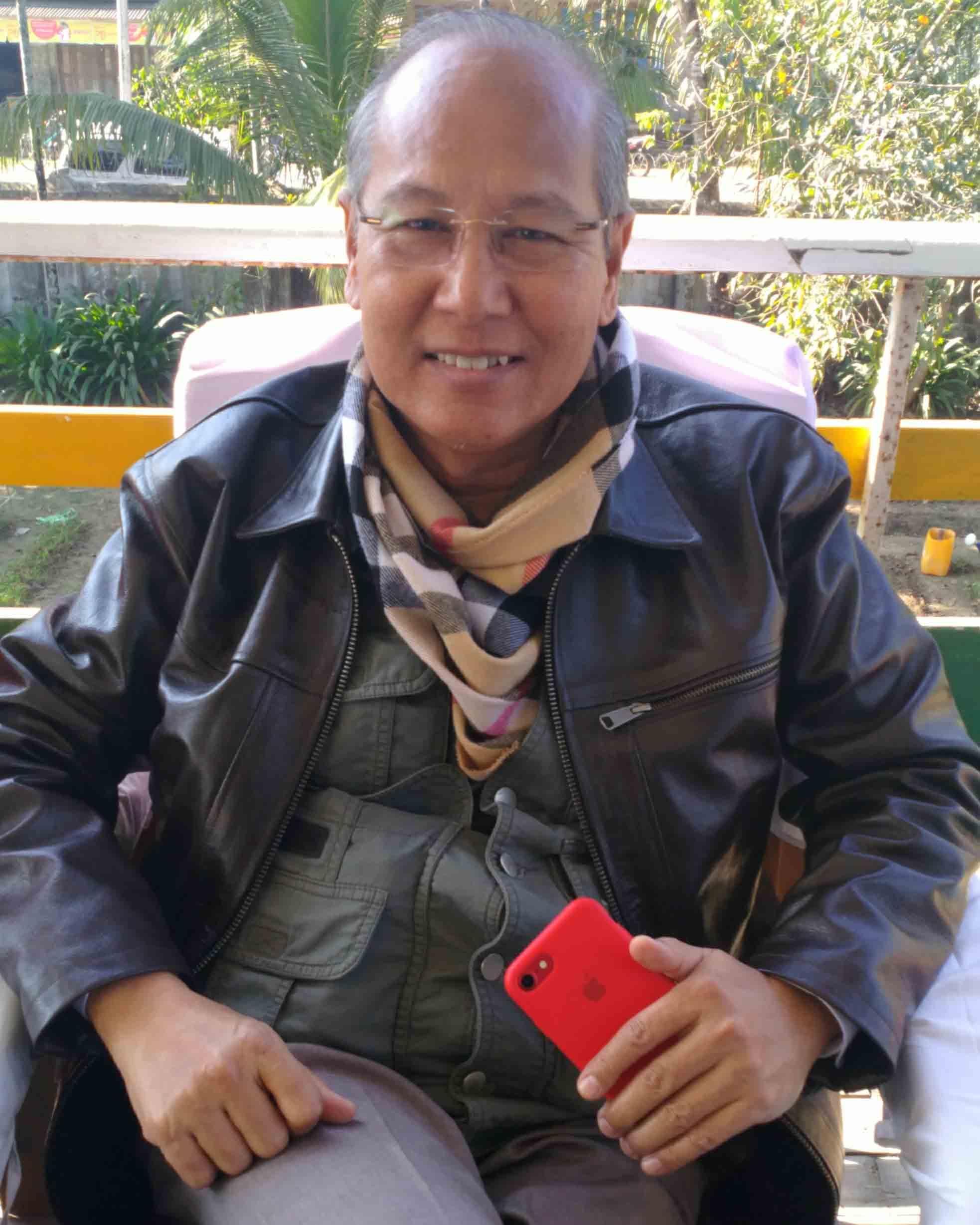 Dr Aung Moe Nyo