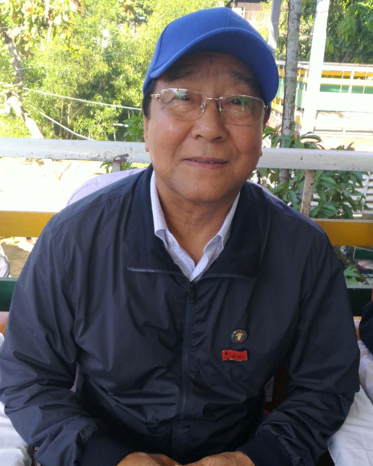 Dr Khet Aung.