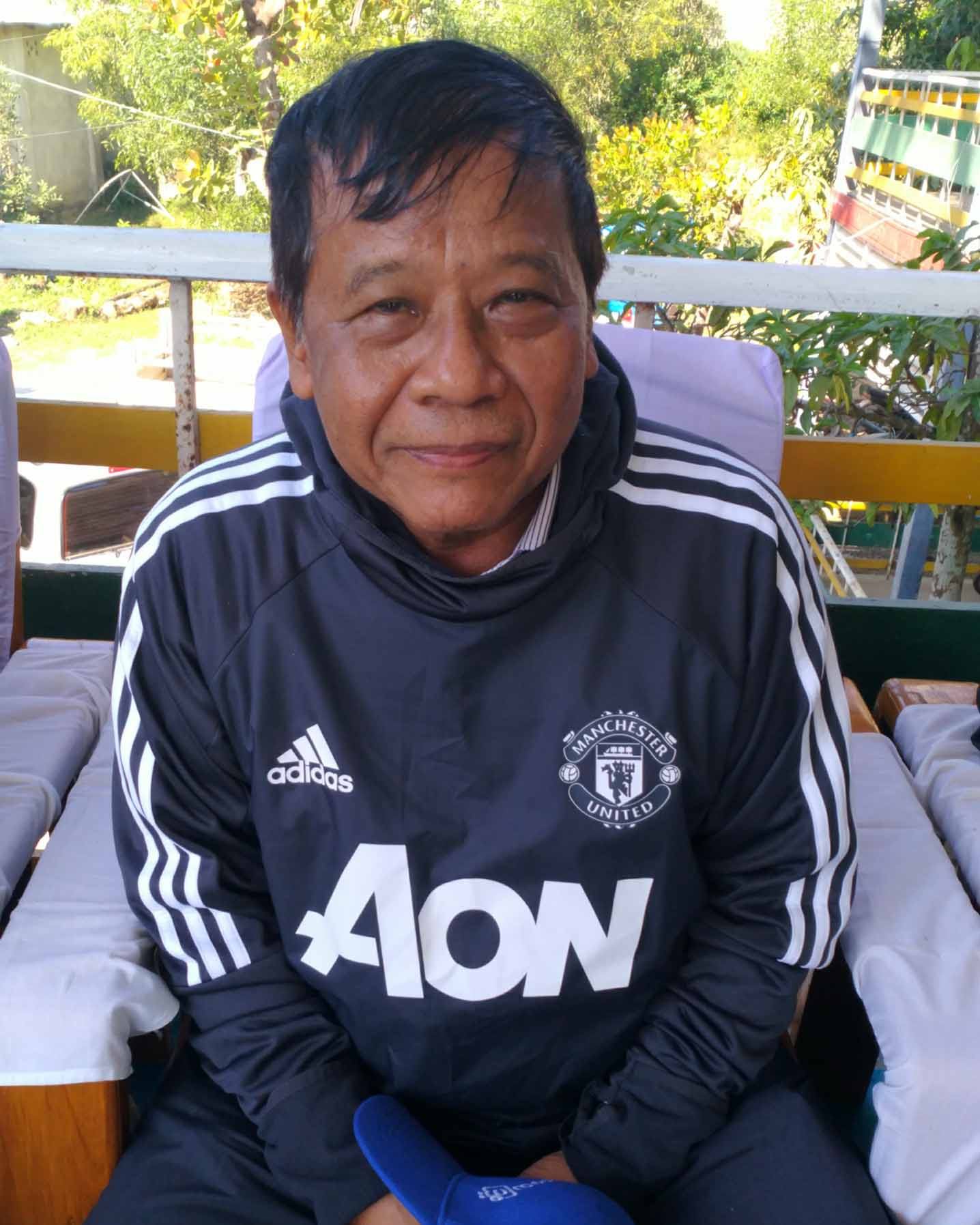 U Zaw Myint Maung.
