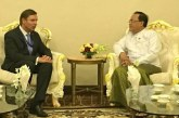 Discussion on increasing Myanmar-UNIDO cooperation