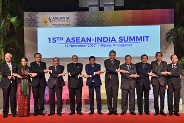 ASEAN-India: Shared Values, Common Destiny
