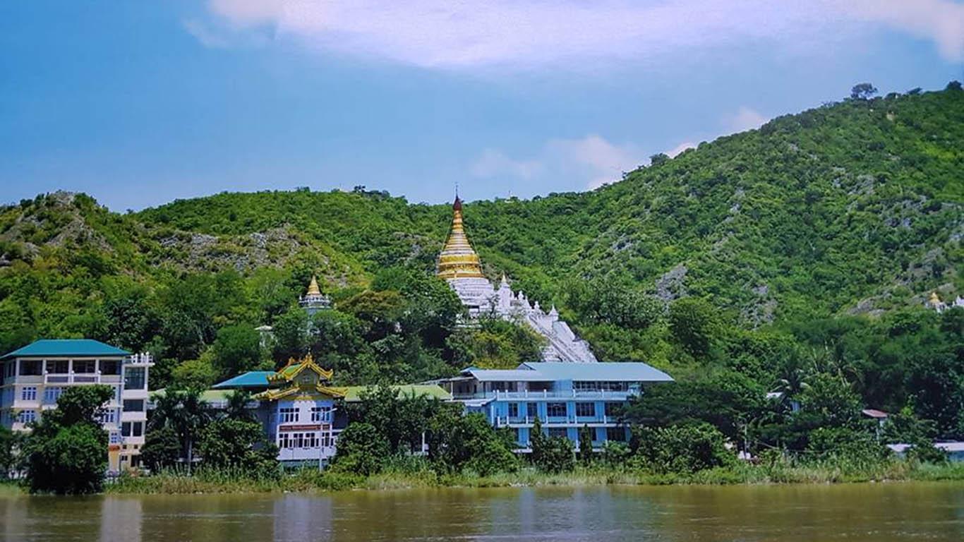Wachet Hospital in Sagaing Hills.