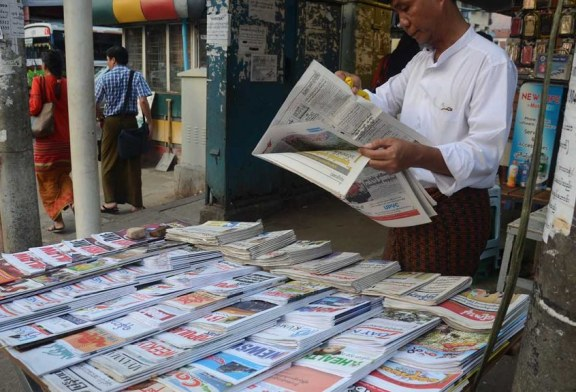 National interests and controversial issues on freedom of press