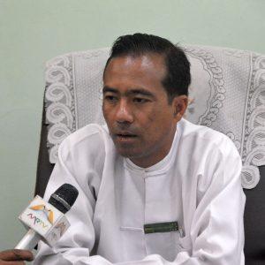 U Ye Htut. Photo: Yamanya