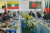 Myanmar, Bangladesh border authorities meet