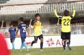 Gandamar beats ISPE in women's league football
