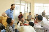 Free health care services given in Tachelik