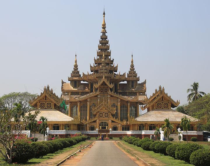 Kanbawzathadi Palace Bago Myanmar 20130219 01 copy