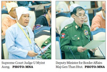 2nd Amyotha Hluttaw 7th regular session 23rd day meeting