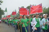 Farmer's voices heard on Peasants' Day