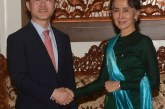 State Counsellor receives ROK Ambassador