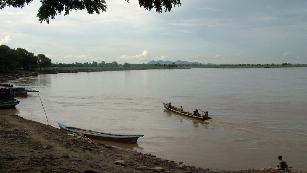 Environmentalists are planning to conduct a Biodiversity and Ecosystem Services Risk Assessment (BESRA) in three townships along the Chindwin River.File Photo: Aye Min Soe