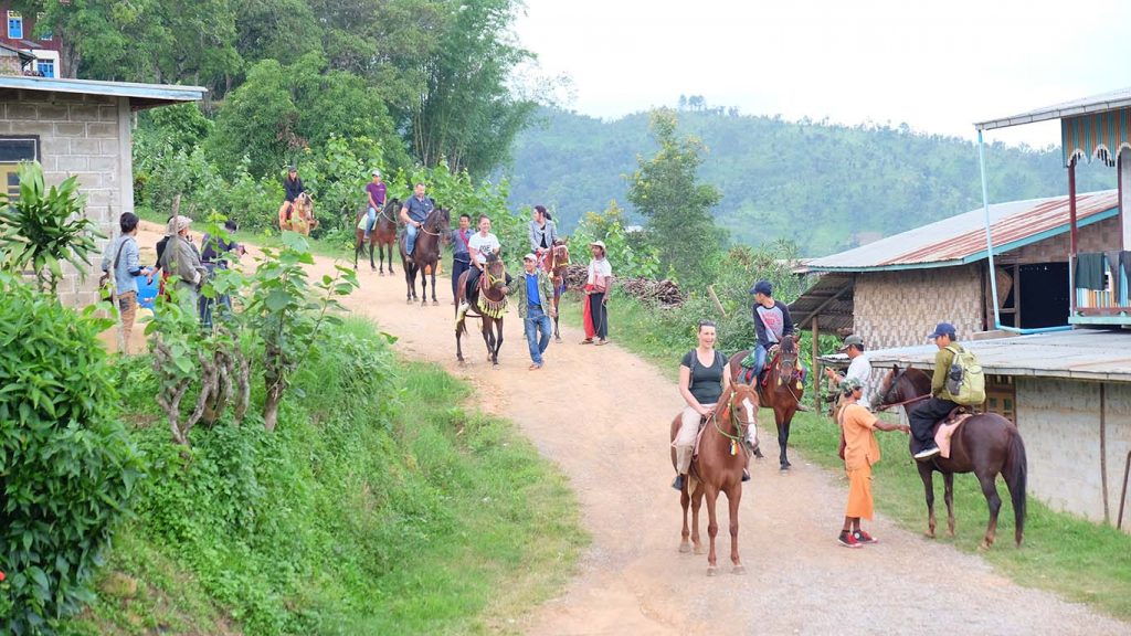 Community-based tourism (CBT) projects promote tourism and create new tourist destinations.Photo: MNA