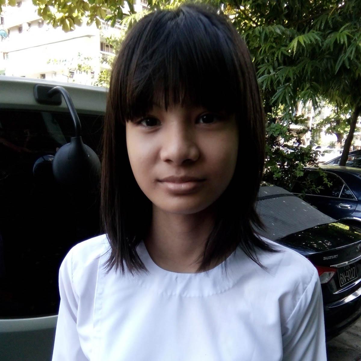 Ma Phue Pyae Ko, Grade 8, B.E.H.S (1), Dagon