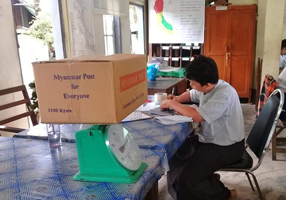 postal copy