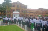 Secretariat, Bogyoke Aung San Museum jammed with visitors on Martyrs' Day