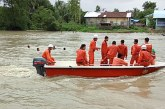 Mock flood drill held in MraukU, Rakhine