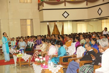 Ayeyawady Region moves to form association to reduce, protect orphans