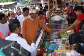 Union Minister U Ohn Maung attends Myanmar Traditional Food Show in Bagan