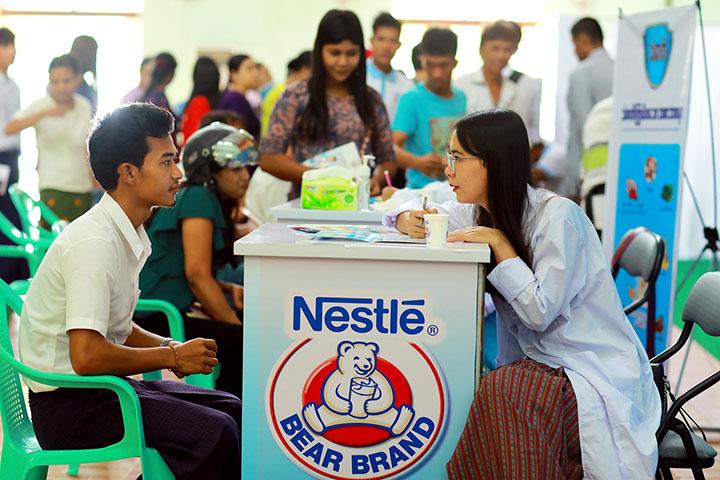 Nestles copy