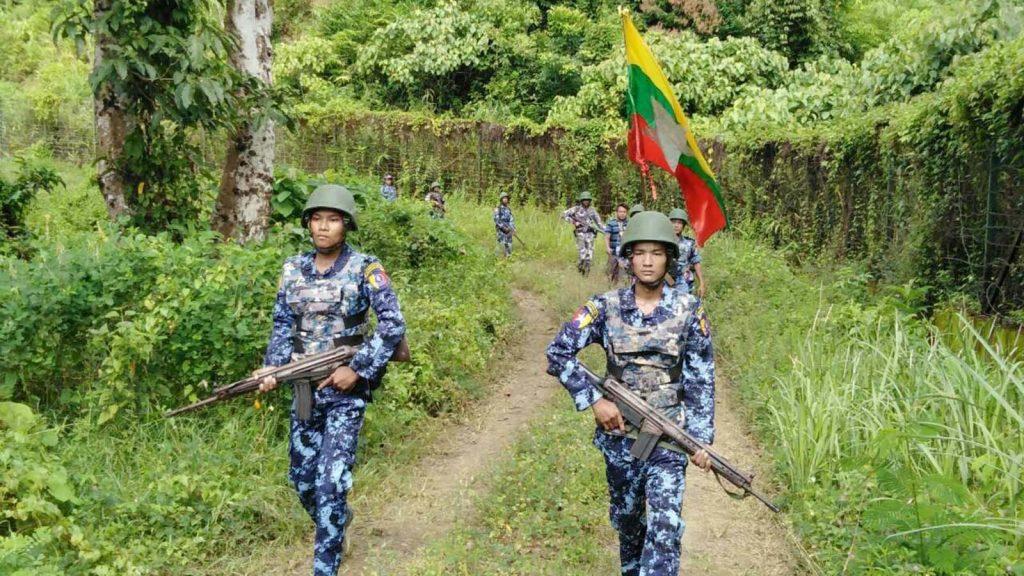 Photo: Myanmar Police Force