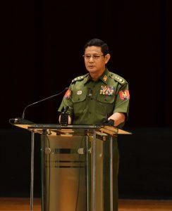 Colonel Than Htaik
