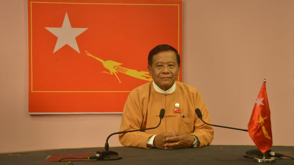 Dr Zaw Myint Maung 72