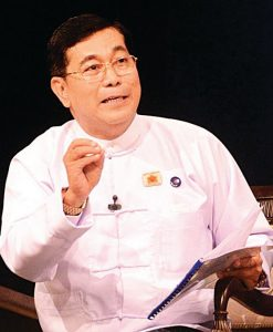 U Zaw Aye Maung