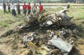 Two fighter jets crash in Sagu, killing three