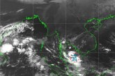 Myanmar Daily Weather Report  (Low Pressure Area Condition)