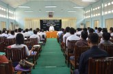 LPG Safety Training Course No. 2 opens in Thanlyin Refinery
