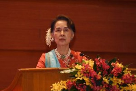 Keynote Speech by the State Counsellor of the Republic of the Union of Myanmar on the occasion of the Invest Myanmar Summit 2019 held on 28 January 2019 at Myanmar Convention Centre 2  Nay Pyi Taw, Myanmar