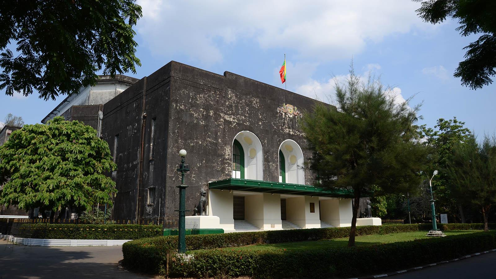 Some Memories Of Yangon University In The 1920s - Global New Light Of  Myanmar