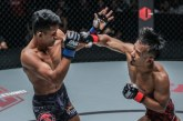 ONE Championship: Myanmar's Tial Thang wins catchweight title