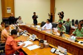 Joint Committee on amending 2008 Constitution holds meeting 15/2019