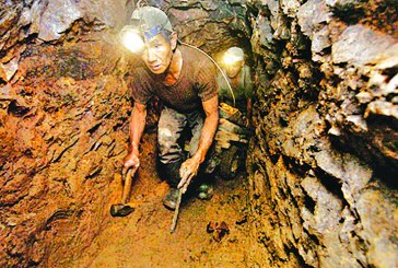 Reducing occupational hazards in mining in Myanmar