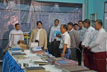 Union Information Minister inspects Tachilek literary festival preparations