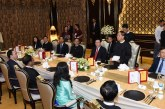 Vice President U Myint Swe hosts dinner for Vietnamese delegation led by Deputy PM