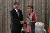State Counsellor receives ADB President in Bangkok