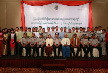 Experts discuss sustainability in Myanmar's diverse ecosystems