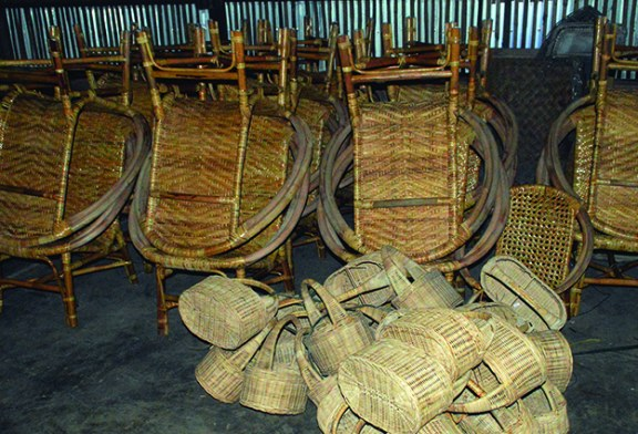 There is potential for growth in the rattan production industry. However, we still cannot meet the demand and quality standards: Rattan wares producer