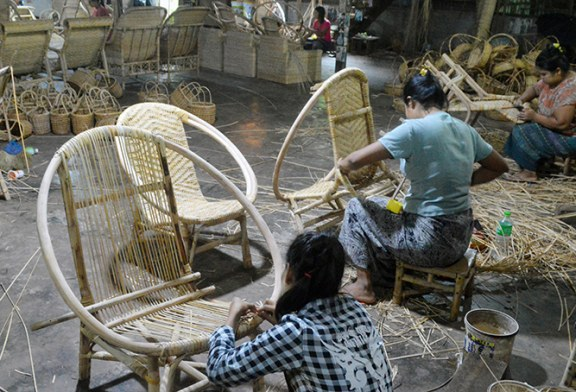 Rattan, bamboo SMEs need financial assistance to reach more external markets
