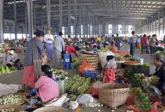 Municipal stalls in Danyingone market to be sold through tender system